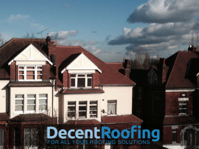 Clay Roofs London