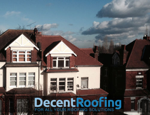 Clay Roof Tiles in North London
