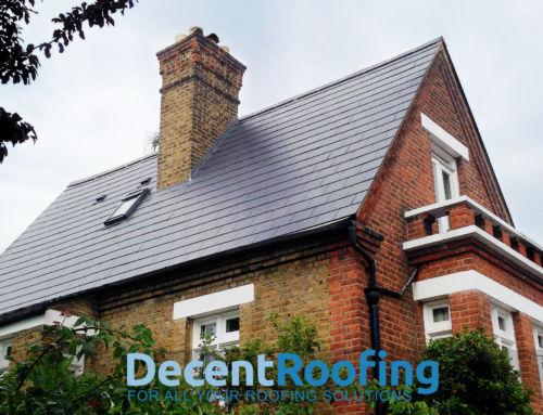 Slated Roof North London